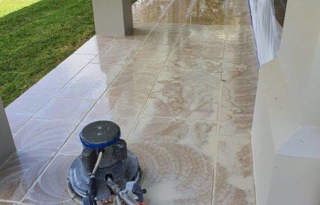 limestone patina