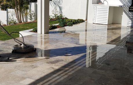 sandstone flooring