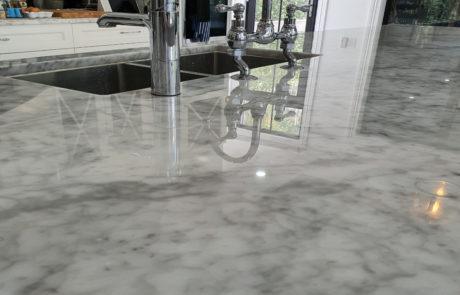 Marble Carrara marble